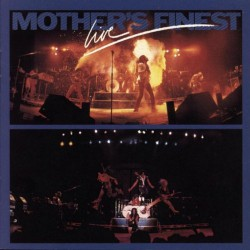 Mother's Finest - Live - CD