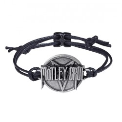 Mötley Crüe - Pentagram Logo - Bracelet