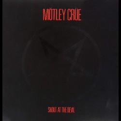 Mötley Crüe - Shout At The Devil - LP Gatefold Coloured