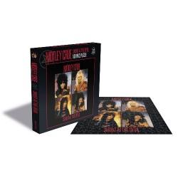 Mötley Crüe - Shout At The Devil - Puzzle