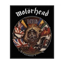 Motorhead - 1916 - Patch