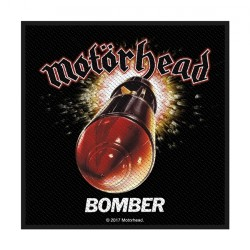 Motorhead - Bomber - Patch