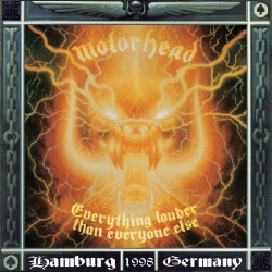 Motorhead - Everything Louder Than Everyone Else - TRIPLE LP