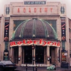 Motorhead - Live At Brixton Academy - DOUBLE CD SLIPCASE