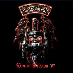 Motorhead - Live At Brixton '87 - CD