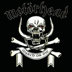 Motorhead - March ör Die - CD