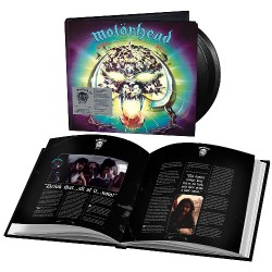 Motorhead - Overkill - 3LP earbook