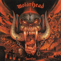 Motorhead - Sacrifice - CD