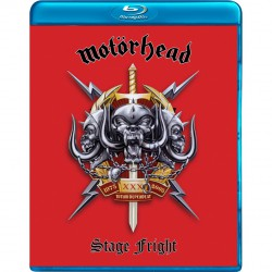 Motorhead - Stage Fright - BLU-RAY