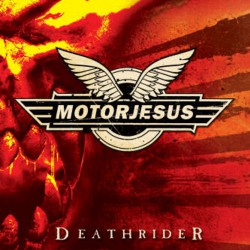 Motorjesus - Deathrider - CD