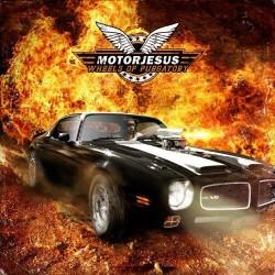 Motorjesus - Wheels Of Purgatory - CD