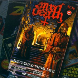 Mr Death - Detached From Life - LP