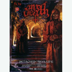 Mr Death - Detached From Life LTD Edition - CD DIGIPAK A5