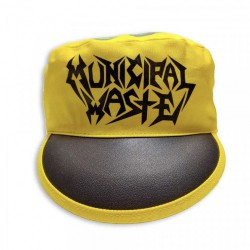 Municipal Waste - Logo Monster - CAP
