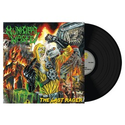 Municipal Waste - The Last Rager - Mini LP