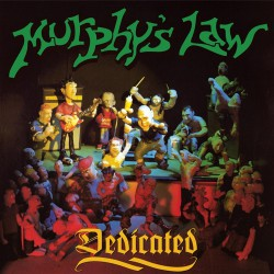 Murphy's Law - Dedicated - LP COLOURED
