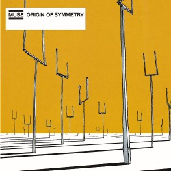 Muse - Origin Of Symmetry - CD