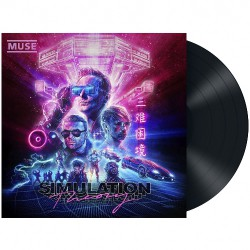 Muse - Simulation Theory - LP