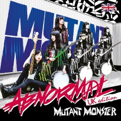 Mutant Monster - Abnormal (UK Edition) - CD