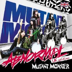 Mutant Monster - Abnormal (UK Edition) - CD