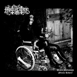 Mutiilation - Black Millenium (Grimly Reborn) - CD DIGIPAK