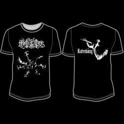Mutiilation - Rattenkönig - T-shirt (Men)