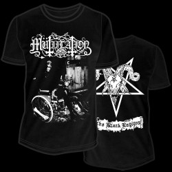 Mutiilation - The Black Legions - T-shirt (Men)