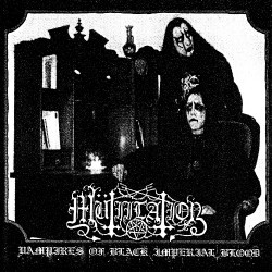 Mutiilation - Vampires Of Black Imperial Blood - DOUBLE LP GATEFOLD COLOURED