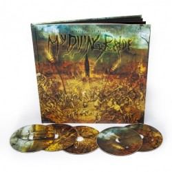 My Dying Bride - A Harvest of Dread - 5CD ARTBOOK