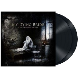 My Dying Bride - A Map Of All Our Failures - DOUBLE LP Gatefold