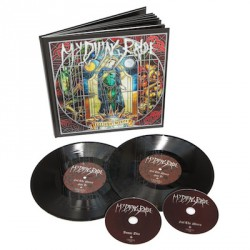 My Dying Bride - Feel The Misery - 2LP + 2CD ARTBOOK