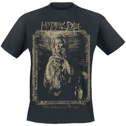 My Dying Bride - The Ghost Of Orion Woodcut - T-shirt (Men)