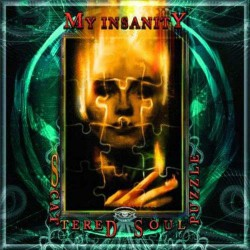 My Insanity - Scattered Soul Puzzle - CD