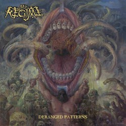 My Regime - Deranged Patterns - LP