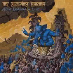 My Sleeping Karma - Mela Ananda - Live - CD + DVD Digipak