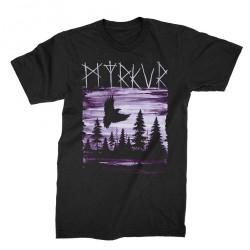 Myrkur - Raven - T-shirt (Men)