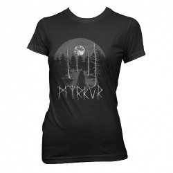 Myrkur - Towards The Forest - T-shirt (Women)