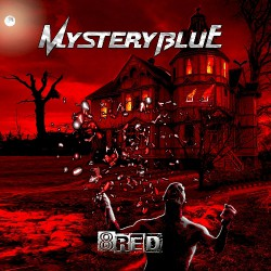 Mystery Blue - 8Red - CD