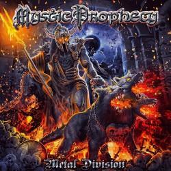 Mystic Prophecy - Metal Division - CD DIGIPAK