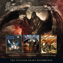 Mystic Prophecy - The Nuclear Blast Recordings - 3CD