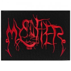 Mystifier - Logo - EMBROIDERED PATCH