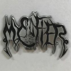 Mystifier - Logo - METAL PIN