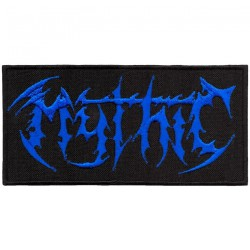 Mythic - Logo - EMBROIDERED PATCH