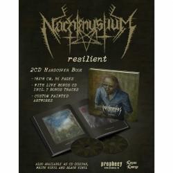 Nachtmystium - Resilient - 2CD ARTBOOK