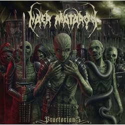 Naer Mataron - Praetorians - CD