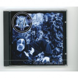 Nagryth - The New Age Of Evil - CD