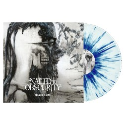 Nailed To Obscurity - Black Frost - LP Gatefold Coloured