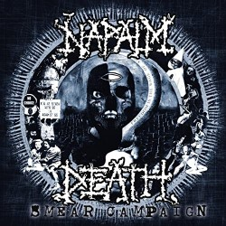 Napalm Death - Smear Campaign - CD