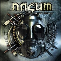Nasum - Grind Finale - DOUBLE CD