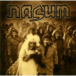 Nasum - Inhale / Exhale - LP Gatefold